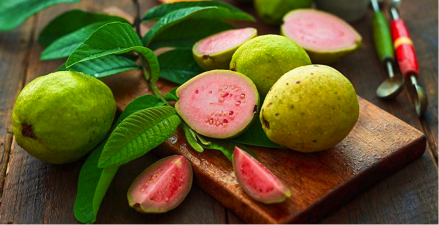 Guavas for weight loss and beauty